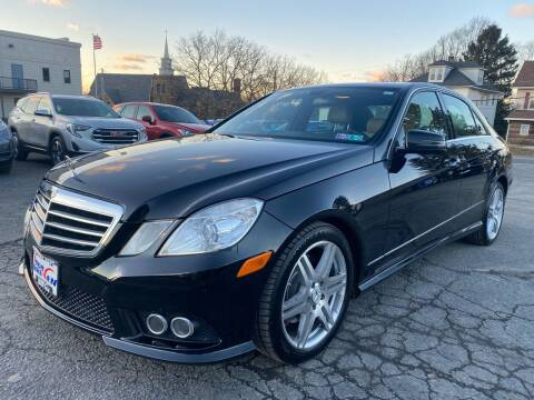 2010 Mercedes-Benz E-Class for sale at 1NCE DRIVEN in Easton PA