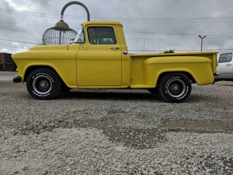 1957 Chevrolet 3100 for sale at Casey Classic Cars in Casey IL