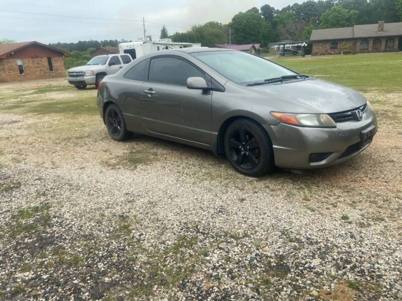 2007 Honda Civic for sale at Westside Auto Sales in New Boston TX