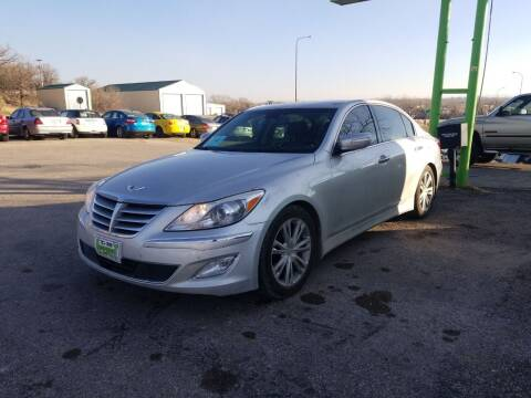 2012 Hyundai Genesis for sale at Independent Auto in Belle Fourche SD
