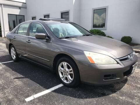 2007 Honda Accord for sale at Third Avenue Motors Inc. in Carmel IN
