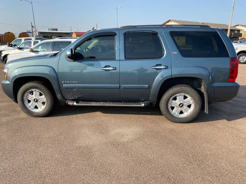 2008 Chevrolet Tahoe for sale at A Plus Auto LLC in Great Falls MT