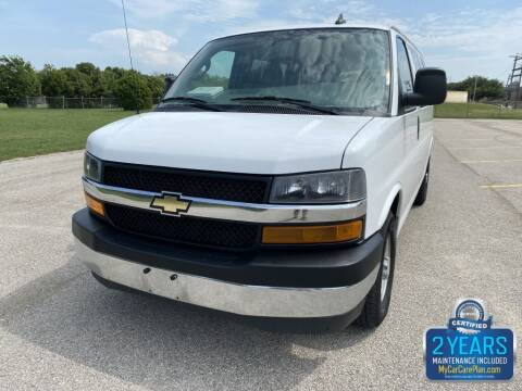 2018 Chevrolet Express Passenger for sale at Destin Motors in Plano TX