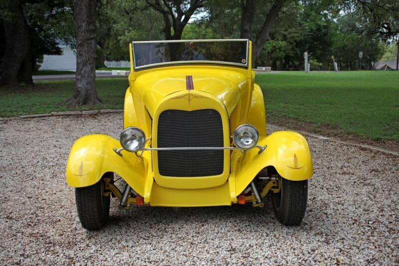 1929 Ford ROADSTER for sale at Village Motors Of Salado in Salado TX