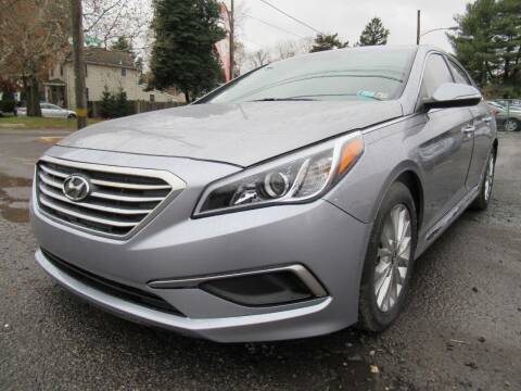 2015 Hyundai Sonata for sale at PRESTIGE IMPORT AUTO SALES in Morrisville PA