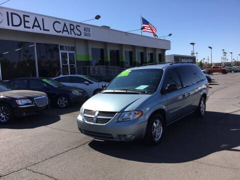 2006 Dodge Grand Caravan for sale at Ideal Cars Apache Trail in Apache Junction AZ