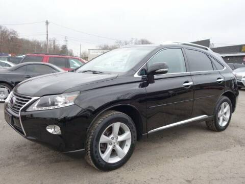 2013 Lexus RX 350 for sale at Simply Motors LLC in Binghamton NY