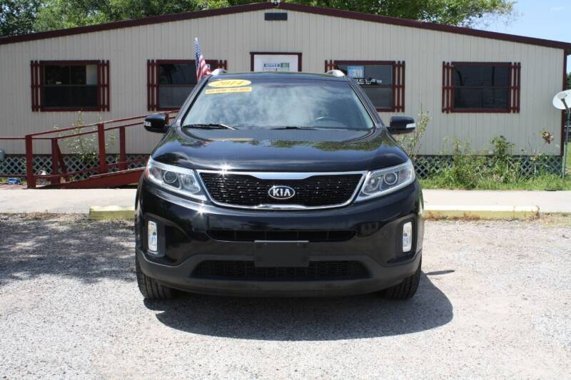 2014 Kia Sorento for sale at Fabela's Auto Sales Inc. in Dickinson TX