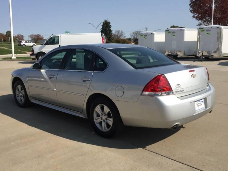 2014 Chevrolet Impala Limited LS Fleet 4dr Sedan - Urbandale IA