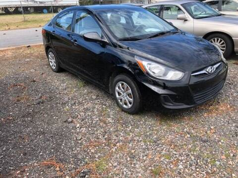 2013 Hyundai Accent for sale at Harley's Auto Sales in North Augusta SC