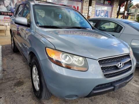 2007 Hyundai Santa Fe for sale at USA Auto Brokers in Houston TX