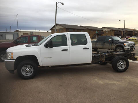 2012 Chevrolet Silverado 2500HD for sale at A Plus Auto LLC in Great Falls MT