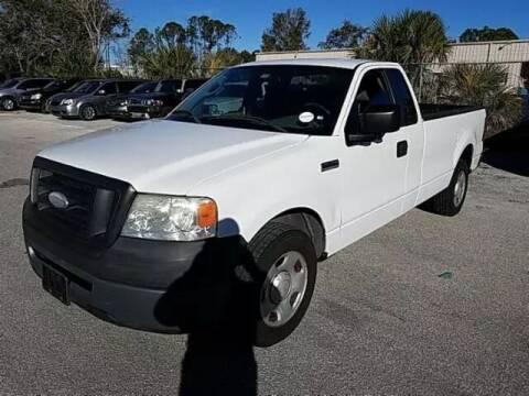 2007 Ford F-150 for sale at Ebert Auto Sales in Valdosta GA