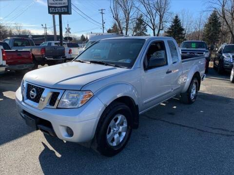 2012 Nissan Frontier for sale at AutoConnect Motors in Kenvil NJ