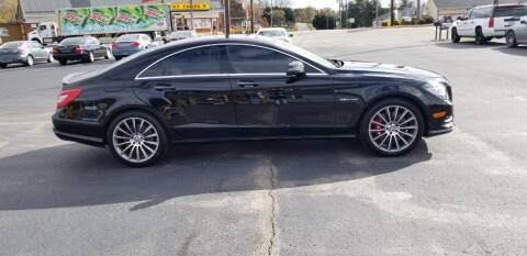 2012 Mercedes-Benz CLS for sale at Elite Auto Brokers in Lenoir NC