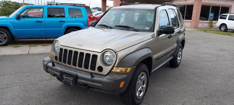 2006 Jeep Liberty for sale at Central 1 Auto Brokers in Virginia Beach VA
