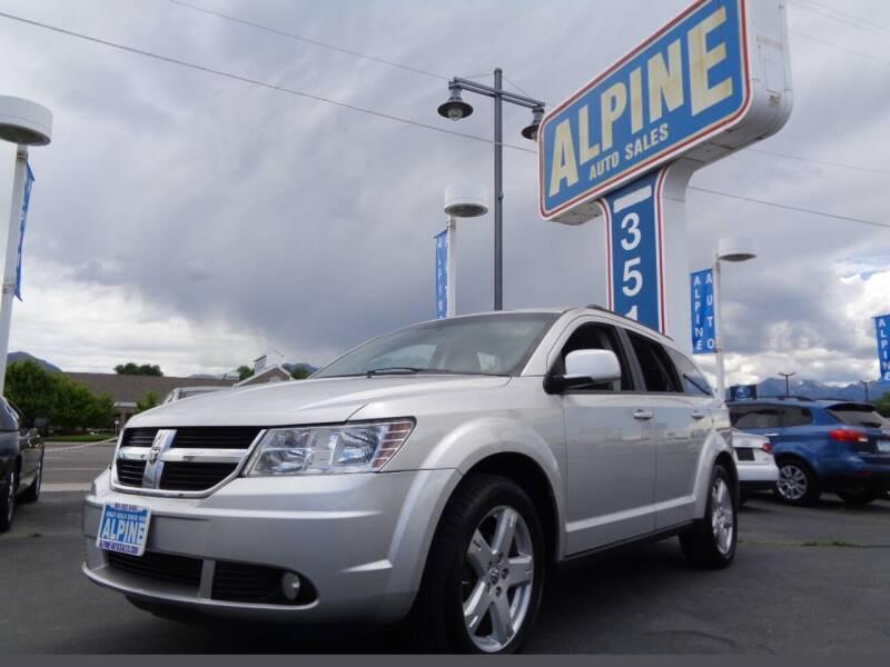 2010 Dodge Journey for sale at Alpine Auto Sales in Salt Lake City UT