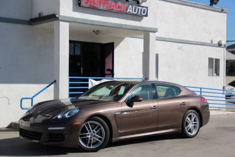 2014 Porsche Panamera for sale at Fastrack Auto Inc in Rosemead CA