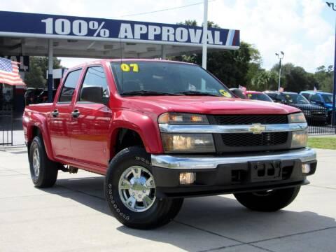 2007 Chevrolet Colorado for sale at Orlando Auto Connect in Orlando FL