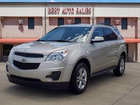 2015 Chevrolet Equinox for sale at Best Auto Sales LLC in Auburn AL