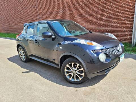 2012 Nissan JUKE for sale at Minnesota Auto Sales in Golden Valley MN