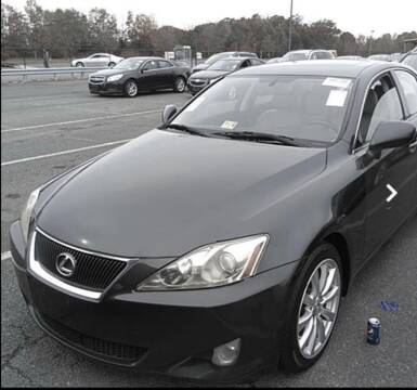 2007 Lexus IS 250 for sale at PREMIER AUTO SALES in Martinsburg WV