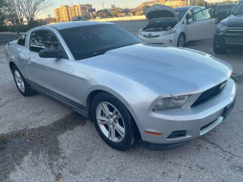 2011 Ford Mustang for sale at Austin Direct Auto Sales in Austin TX