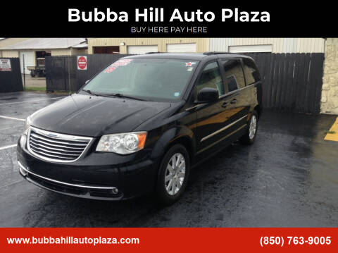 2015 Chrysler Town and Country for sale at Bubba Hill Auto Plaza in Panama City FL