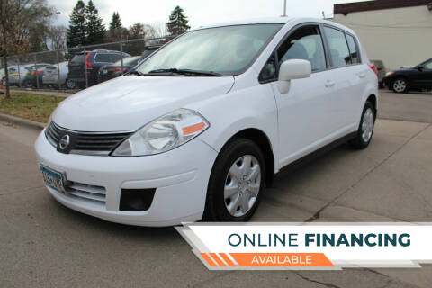 2009 Nissan Versa for sale at K & L Auto Sales in Saint Paul MN