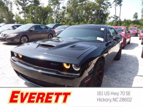 2016 Dodge Challenger for sale at Everett Chevrolet Buick GMC in Hickory NC