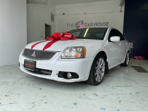 2012 Mitsubishi Galant for sale at The Car House of Garfield in Garfield NJ