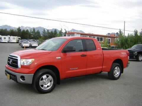 2013 Toyota Tundra for sale at NORTHWEST AUTO SALES LLC in Anchorage AK