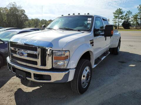 2008 Ford F-450 Super Duty for sale at Complete Auto Credit in Moyock NC