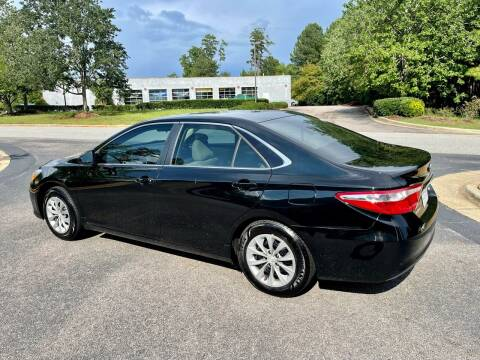2015 Toyota Camry for sale at Weaver Motorsports Inc in Cary NC