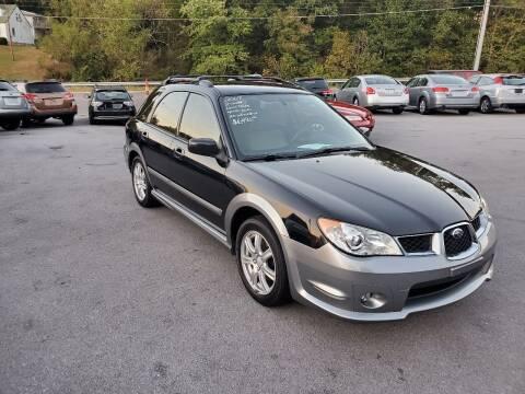 2007 Subaru Impreza for sale at DISCOUNT AUTO SALES in Johnson City TN