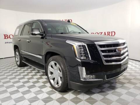 2015 Cadillac Escalade for sale at BOZARD FORD in Saint Augustine FL