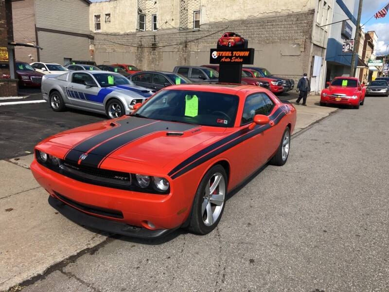2009 Dodge Challenger for sale at STEEL TOWN PRE OWNED AUTO SALES in Weirton WV