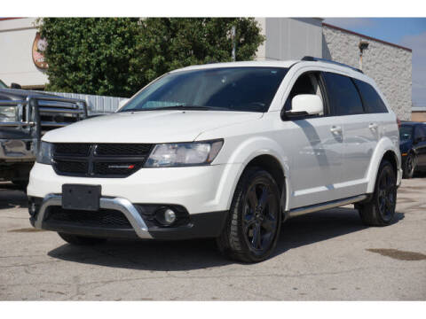 2018 Dodge Journey for sale at Credit Connection Sales in Fort Worth TX