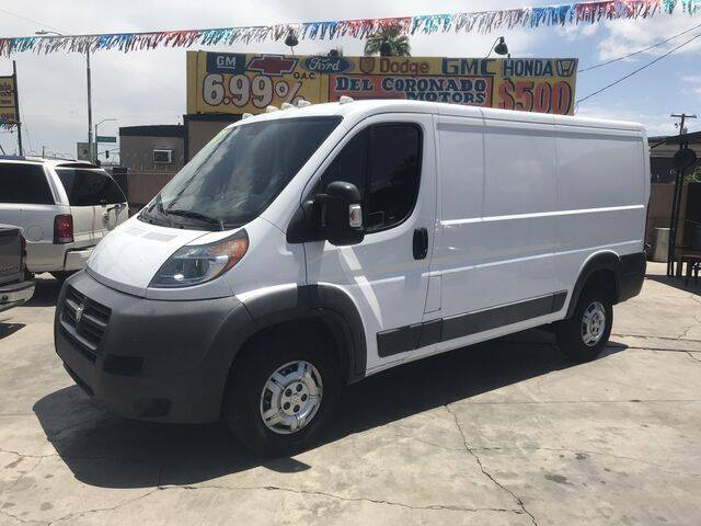 2017 RAM ProMaster Cargo for sale at DEL CORONADO MOTORS in Phoenix AZ
