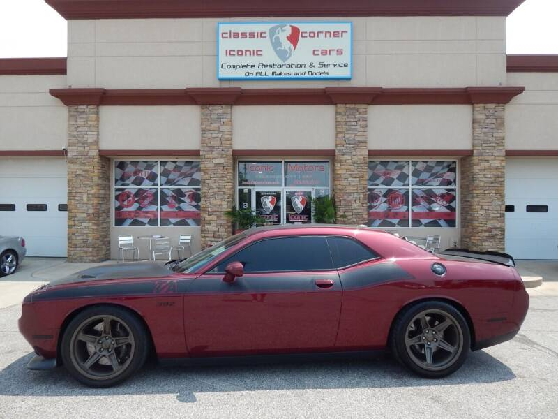 2017 Dodge Challenger for sale at Iconic Motors of Oklahoma City, LLC in Oklahoma City OK
