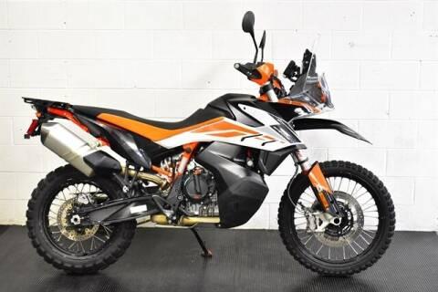 2020 KTM 790 Advent