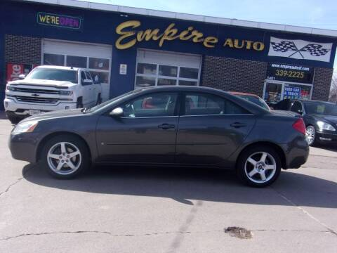 2007 Pontiac G6 for sale at Empire Auto Sales in Sioux Falls SD