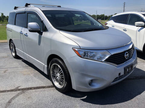 2015 Nissan Quest for sale at Rick Hill Auto Credit in Dyersburg TN
