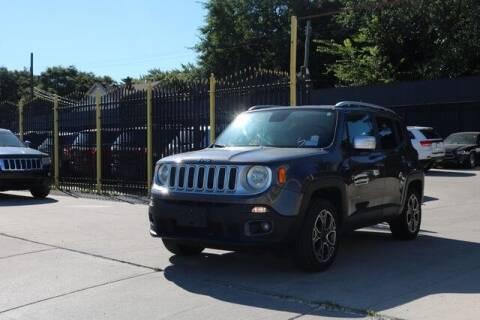 2016 Jeep Renegade for sale at F & M AUTO SALES in Detroit MI