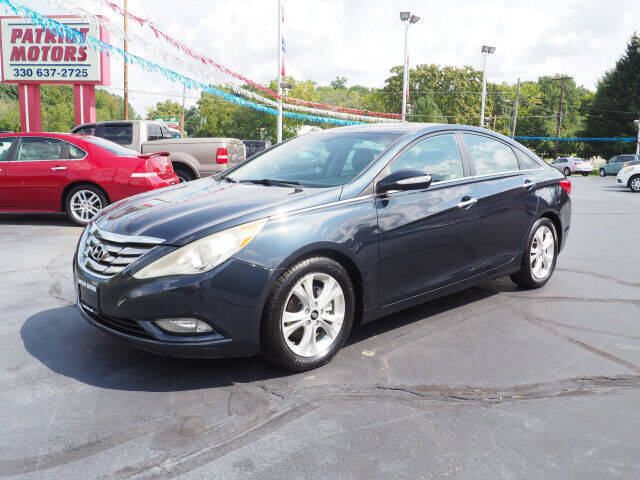 2011 Hyundai Sonata for sale at Patriot Motors in Cortland OH