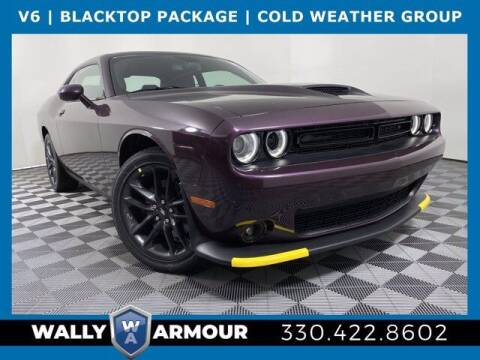 2021 Dodge Challenger for sale at Wally Armour Chrysler Dodge Jeep Ram in Alliance OH