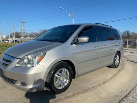 2007 Honda Odyssey for sale at Xtreme Auto Mart LLC in Kansas City MO