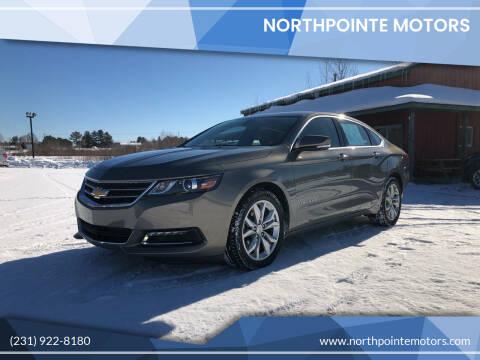 2018 Chevrolet Impala for sale at Northpointe Motors in Kalkaska MI