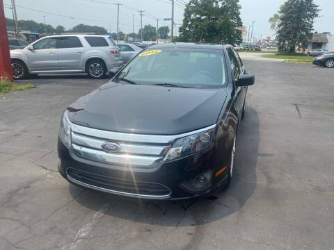 2012 Ford Fusion for sale at Motornation Auto Sales in Toledo OH