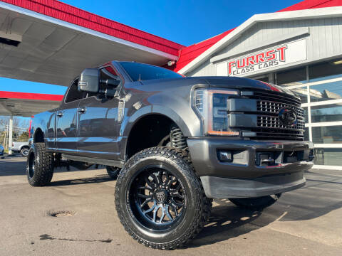 2017 Ford F-350 Super Duty for sale at Furrst Class Cars LLC  - Independence Blvd. in Charlotte NC